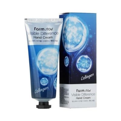 Farm Stay Visible Difference Hand Cream Collagen Крем для рук коллаген
